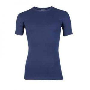 Beeren t-shirt navy 100% katoen