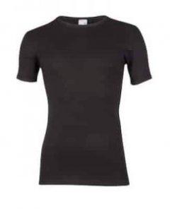 Beeren t-shirt zwart 100% katoen