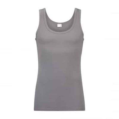 Beeren singlet steel grey