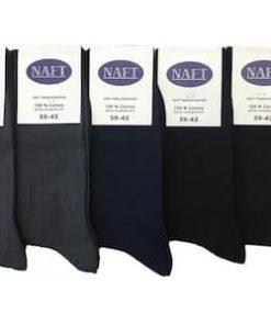 katoenen sokken naft 100% katoen