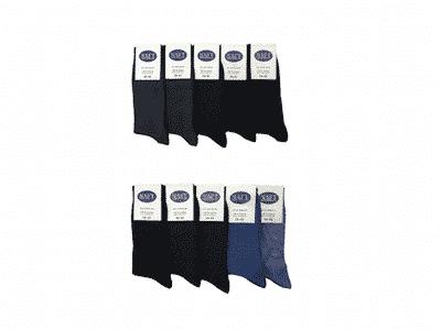 sokken van katoen