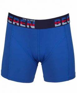 blauwe boxershort beeren elegance