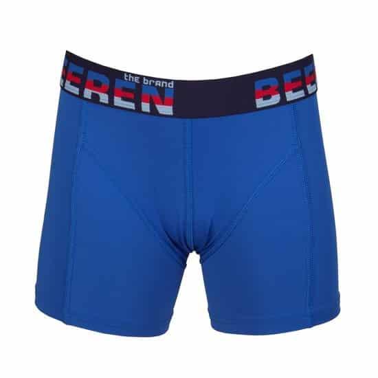 da90f233ee2 Beeren boxershort elegance blauw
