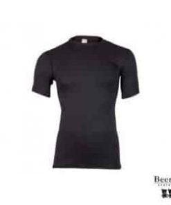 Beeren thermo t shirt korte mouw zwart